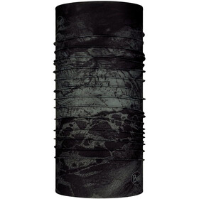 Buff Coolnet UV+ Scaldacollo tubolare, realtree wav3 black